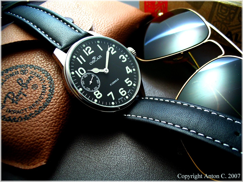 pvd watch automatic products jack tan jm aviator watches mason black leather