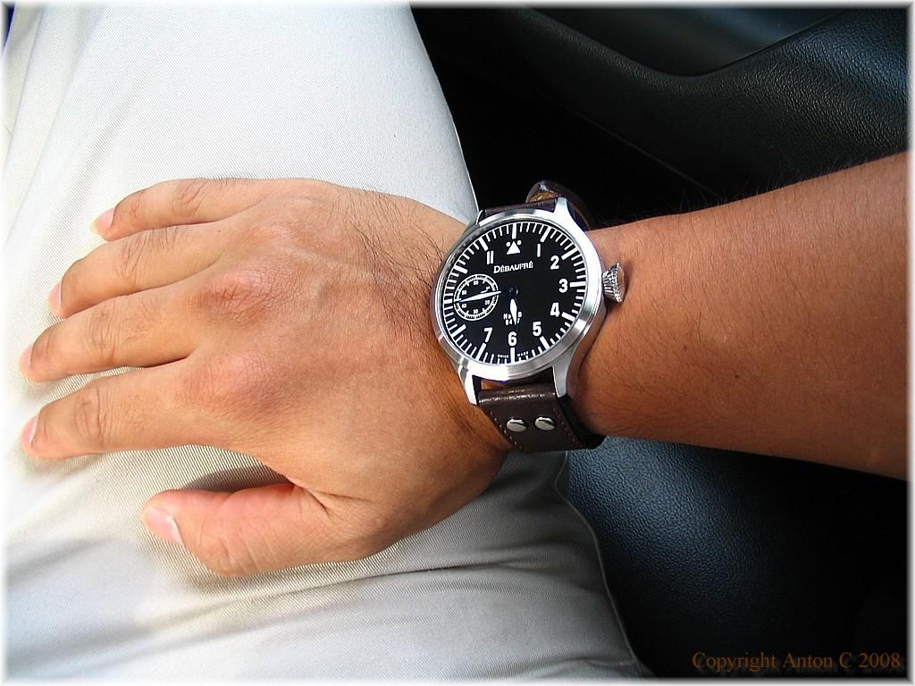 Wrist Watch On Hand | www.pixshark.com - Images Galleries ...